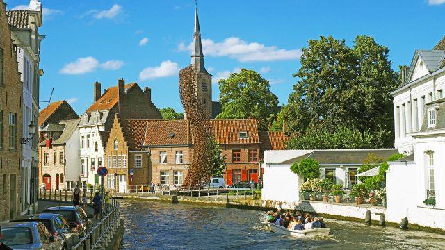 4 Tage Flandern – Belgische Meeresküste