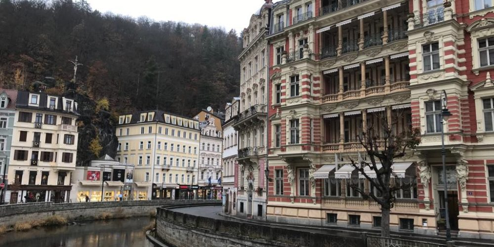 8 Tage Kurreise nach Marienbad