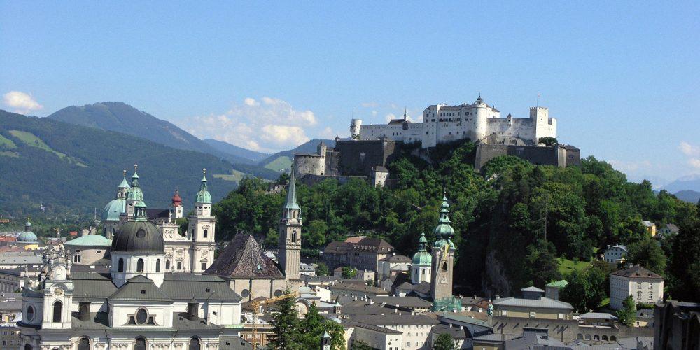 7 Tage Salzburger Land & Wien