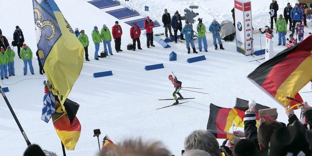 3 Tage Biathlon Oberhof