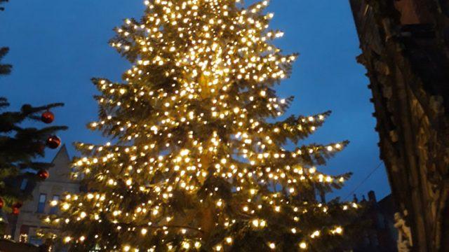 4 Tage Advent in Aachen mit Maastricht und Gemeentegrot