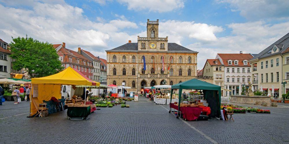 3 Tage Zwiebelmarkt Weimar